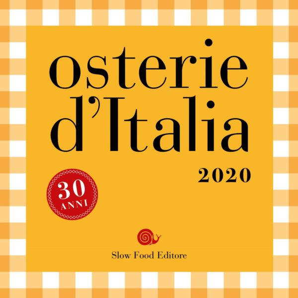 Faccini è Osteria Slow Food 2020